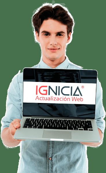 IGnicia-Actualización-Web