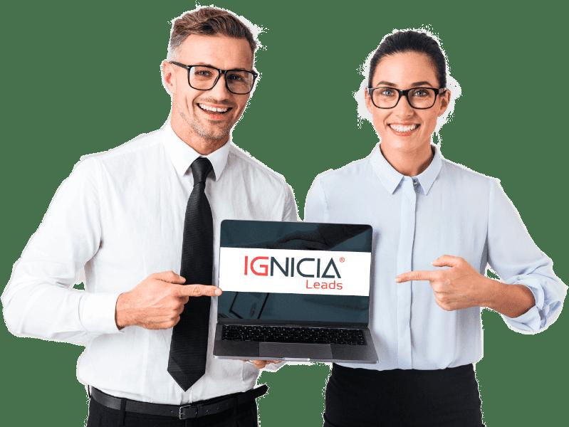 IGnicia-Leads