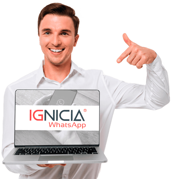 IGnicia-WhatsApp
